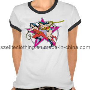 Magliette dell'annata lavate pietra per ginnastica (ELTWTJ-39)
