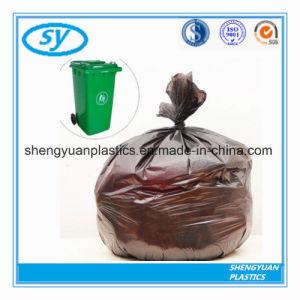 Sacs à ordures Star-Sealed en plastique sur le rouleau