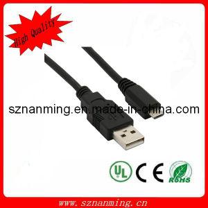 Micro USB 2.0 un maschio al micro cavo di dati di B