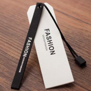 La nueva China de plástico de moda colgar la etiqueta con cadena
