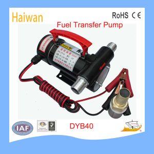 12V Electric Oil Transfer Pump/Fuel Transfer Pump (DYB)