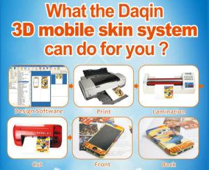 Le logiciel de conception de la peau mobile