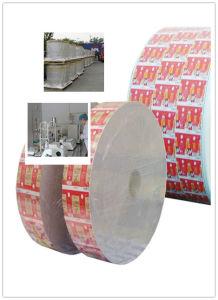 Envase aséptico para el Zumo de papel