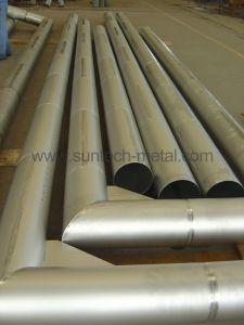 L'acciaio inossidabile tubo saldato / tubo (W002)