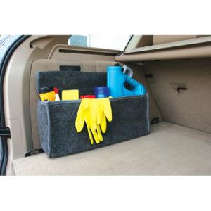 Organizador del maletero del coche con refrigerador aislado Caddy Organizador automático de arranque
