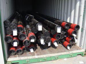 Verlegt, bohrend, Welpen-Verbindung, Eue, Nue, Btc, Ltc, 2-3/8 , 2-/8 , 3-1/2 , 4-1/2 , 5-1/2 , 7 , 9-5/8 , 13-3/8 , 20 , API-5CT nahtloser Stahl-Gehäuse-Rohr