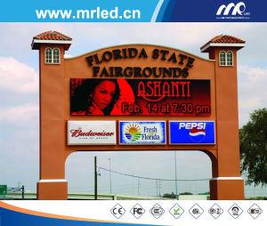Affichage LED de panneaux de publicité de plein air