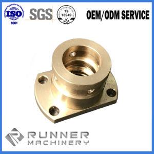 中国のCNCの部品の専門の製造業者OEM CNC機械締める物または接合箇所またはカップリングの機械化