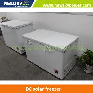 Congelatore solare dell'acciaio inossidabile di CC 12V24V della fabbrica della Cina