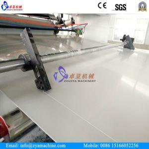 Vacío de PVC hojas formando Línea de producción/Panel de puerta de la línea de extrusión