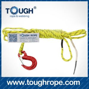 Full Set로 Hook Thimble Sleeve Packed를 가진 Tr 01 Warn Winch Dyneema Synthetic 4X4 Winch Rope