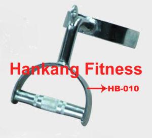 Geschiktheid, gymnastiekapparatuur, geschiktheidsmachine, Stevige Twee doelen dienende Staaf (hb-010)