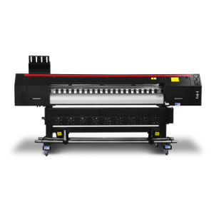 Formato de gran tamaño de rollo de papel de transferencia de calor la máquina Impresora de sublimación