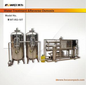 10ton máquina de Tratamento de Água Potável