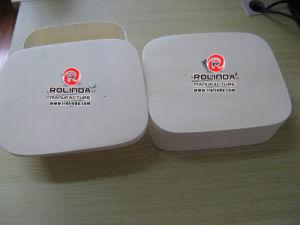 Caja de embalaje de madera de alimentos para el queso el embalaje