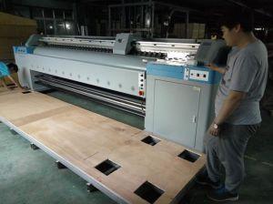 Alta resolución de 1440dpi dx5 de 3,2 millones de impresora solvente ecológica del cabezal de impresión tamaño de impresión para Flex Banners