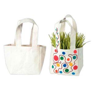 Einkaufstasche mit natürlicher Baumwolle