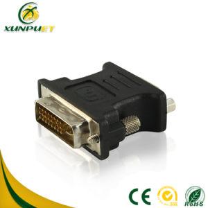 Kundenspezifische Energien-Daten männlich-weibliches DVI Adapter 24+5 m VGA-F