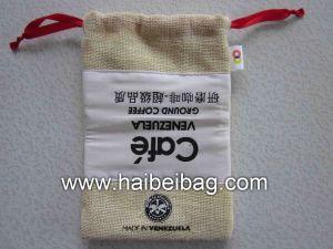 De Zak van de Gift van de jute (hbhju-039)