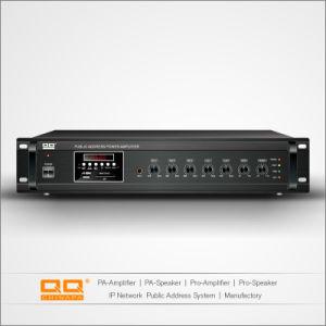 Etapa de Audio Profesional amplificador de potencia con CE