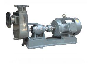 Kfx en acier inoxydable de la pompe à amorçage automatique de produits chimiques