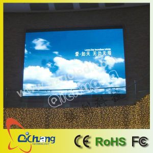 P10 Indoor plein écran LED de couleur de la publicité