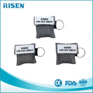 Датчик СЛР без маски цепочки ключей CPR жизни цепочке для ключей