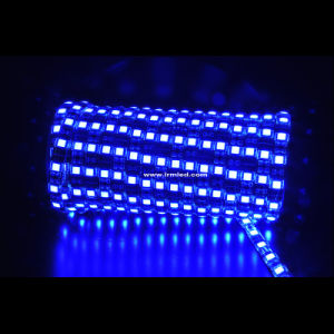 Indicatore luminoso di striscia flessibile variopinto esterno della Cina IP65 IP67 IP68 SMD5050 LED