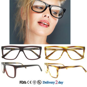 De in het groot Optische Acetaat Eyewear van de Manier van Eyewear van Frames