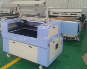 9060 Madeira CNC gravura a laser com certificação CE