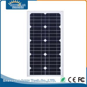 IP65 для использования вне помещений из алюминиевого сплава светодиодный индикатор на улице солнечная панель