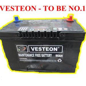 accumulatori per di automobile automobilistici acidi al piombo 12V N90