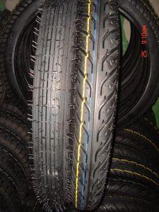 Motorrad Tire 2.50-17 mit High Speed Pattern