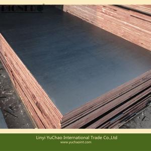 Um/um grau WBP cola da placa de material de construção Film enfrentou o contraplacado para construção