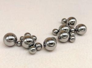 1/8 3.175mm SS316L as esferas de aço inoxidável com Grau G100