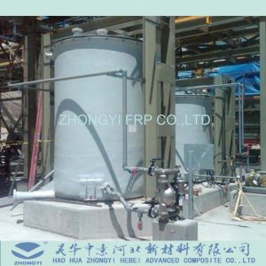 Depósito de agitación GRP (DN400 a 25000mm)