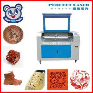 CO2 гравировка машины для MDF акрилового волокна древесины Engraver ПВХ