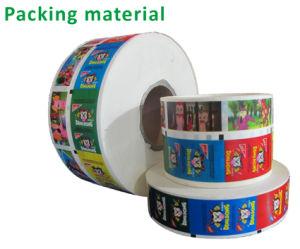 パッキング機械のためのプラスチックによって薄板にされるフィルム