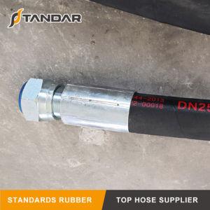 De Flexibele Rubber Hydraulische Slang van de hoge druk met de Hydraulische Montage van de Slang