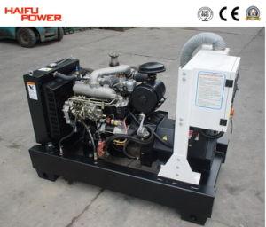20kw/24kVA Foton-Isuzu Diesel Generator