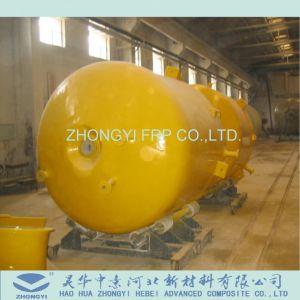 Depósito de agitación de fibra de vidrio (DN400 a 25000mm)