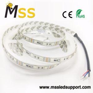 5050 SMD LED Flex voltar a tira de fita decorativa