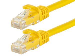 UTP CAT6 CAT5e /Cable amarillo