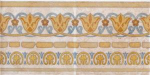 建築材料の壁および床300X300mm (343010)のための磨かれた製陶術のタイル