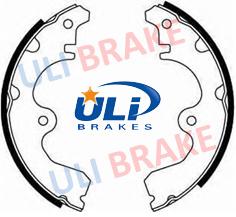 ISO9001高品質の自動車部品のブレーキ片アセンブリ