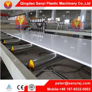 Croûte de PVC en plastique WPC/Celuka/Conseil/Feuille de mousse à dépecer/Flooring Board/planche de machine de l'extrudeuse
