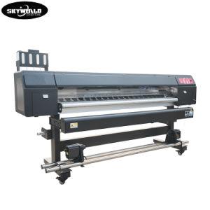 1800mm de ancho, alto rendimiento de maquinaria de impresión por sublimación Digital