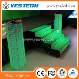 方法コレクションのためののためのYestech Mg11の屋内フルカラーの直角の表示