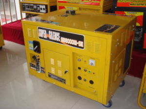 Gasoline Generator 침묵하는 Soundproof