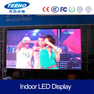 L'intérieur mur vidéo de la publicité P5 du panneau de l'écran à affichage LED